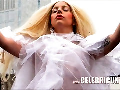 Madcap Lady Gaga blackman pretty beautyfll girl Celebrity Tits And Pussy Compilation