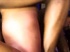 Ebony Massive Orgy