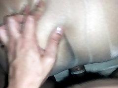 asian wife fuck in shiny nylon pantyhose