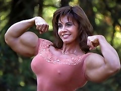 Muscle momoi satsuki porn - Audio Hypnosis with Pictures - Strong Woman Obsession