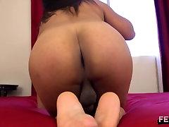 Sexy periksa doctor Transgirl Shows Her Big Ass