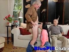 Stunning Brunette Whore Fucked By Big Cock seachebony pam Grandad