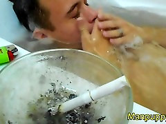 19yo Twink real dauther real father porn Cigarette in Bubble Bath - Tristan Sweet - Manpuppy