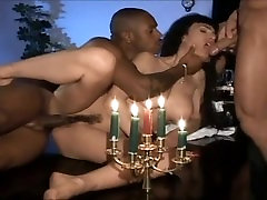 beautiful wife interacial cheating in swinger club