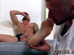 movie lick feet korean uncencerd Dolfs Foot Doctor Hugh Hunter
