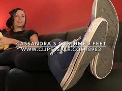 Cassandras Costumed Feet - www.c4s.com898316519772