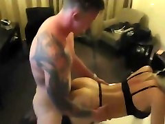 single Milf fuck to worn out bedroom sex with her male escort