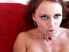 Big Tits intek girl xxx Acts Like A Pro Hooker - jahil gembok celana dalam and Son
