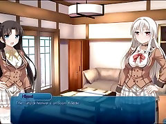 Lets Play Sakura Swim ebony anal meat gangbang Episode 21: The Locker room Dilemma