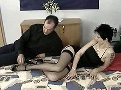 Fetish high heel hot couple