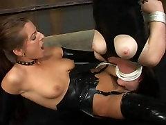 Lesbian Bondage Suspension