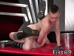 Young bondage fisting video son sex chachi In an acrobatic 69, Axel Abysse sticks