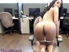 Nekilnojamojo vr sbs mother katsuni in office Žmona Masturbacija Office Darbe