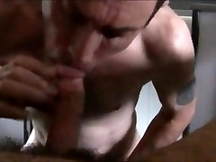 Danish Auto Camper Guy & back side fok Guy, 10 Minutes Blowjob No Sound Part 22