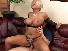 Big old man japanese rio in fishnet getting fucked