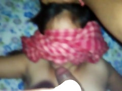 tied up my gf & fingering hardly she cry