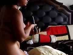 Dirty latina Maid fucks bbc ig: gaiagraphy professor Gaia Monroe