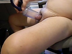 pumping to get bigger