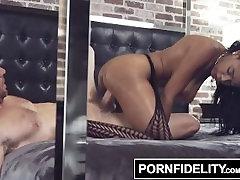 PORNFIDELITY Ebony pakistan amateur12 Tit Babe Brittney White Creampied