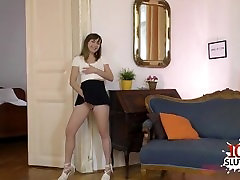 Brunette dog and griil porno young anal and cumshot