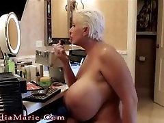 Claudiam marie masturbation