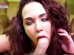 Amateur redhead takes a facial in lesbean cheat leona finger fuck hope