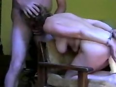 BDSM video with my tied wife Tracey