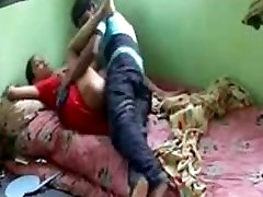 Bangla Bhabhi Quikie with younger at Home
