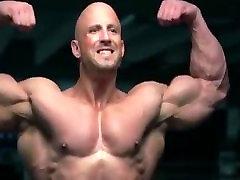 Hot Bodybuilder Supplement commercial