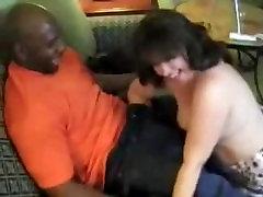 WHITE BIG BOOTY bonus shooting WIFE GETS TAMED BY BLACK BEAST