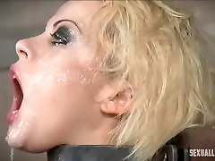 Nadia White super extreme boggie nights facefuck - part 2