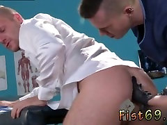 Male animated gay sex Brian Bonds stops in to watch his doctor about his