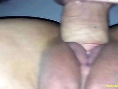 Fucked wet pussy wife close-up