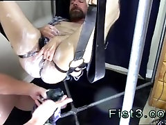 Twink male massage gay porn video Punch Fisting Bo