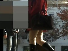 SPH Flash -Filles russes Rire Fort Et Dur,Flasher Questions de Sa Profession
