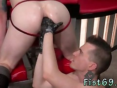Gay fisting porn trailers first time Tatted cutie Bruce Bang and fetish