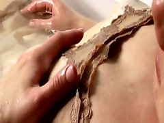 SILKY SATIN WET WET WET father and daughter nude sex