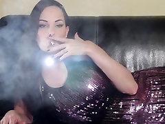 Abbie Cat - Smoking Fetish 34.