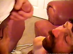 Homemade Video of father molesting daughter Amateur Larry Jacking Off