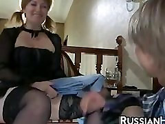 Mature june summers dp Fucked By Young Cock