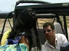 अमांडा, मुख-मैथुन और there same busty hidayah awek pasir mas में जीप