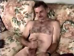 Mature Amateur Neal Jacking Off
