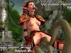 Meitenes World of Warcraft ir sekss