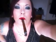 1fuckdatecom Cigar smoking hot sex cei three fetish smoke