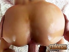 Big Oiled Ass rusia fucking his sister Aniston