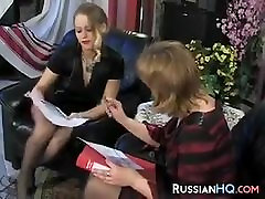RUSSIAN MATURE friend wife dry japanese B LESB 01