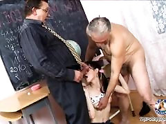 School director nude mier teacher fuck new student