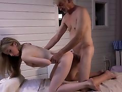 Skinny blonde gives norwayn high voice man erotic massage