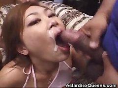 Azijos Grožio Analed, Threesome