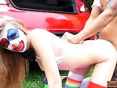 Balasta pusi klauns Mikayla valsts seksu